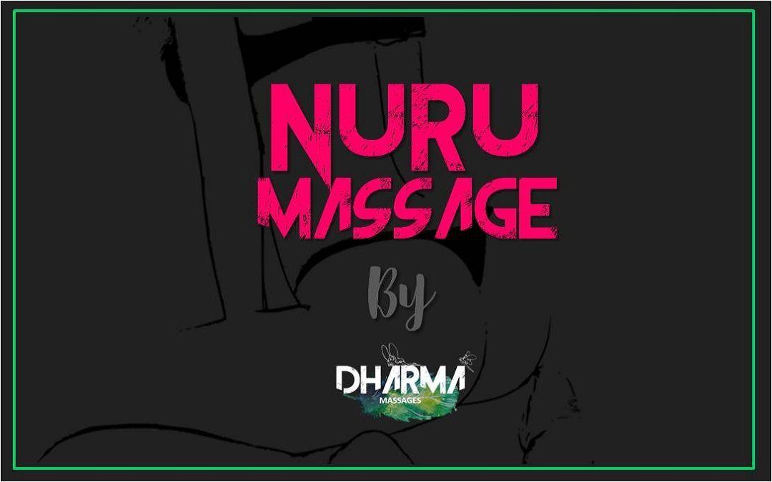 El masaje Nuru