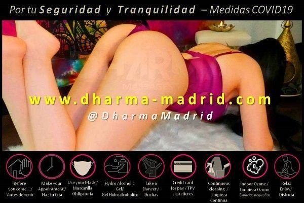massages happy ending madrid